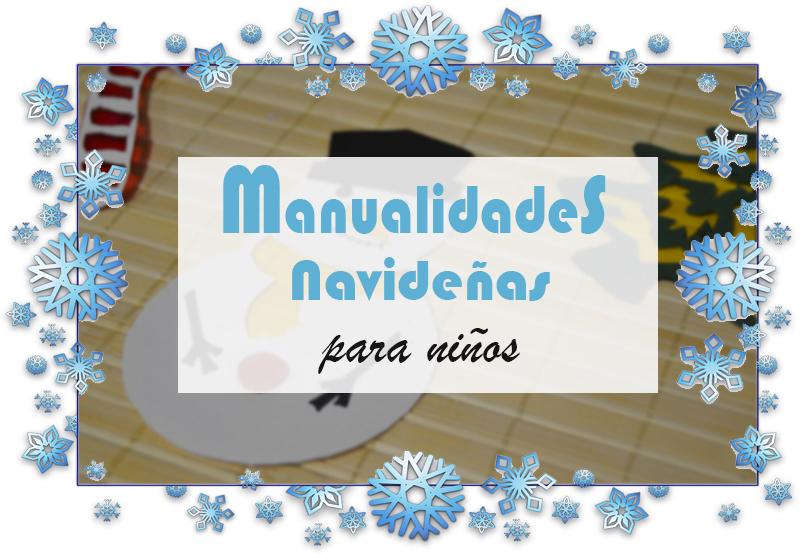 Manualidades para hacer con ni os en navidad - Manualidades navidenas para ninos pequenos ...